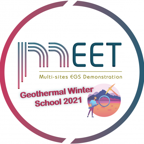MEET_Logo Geothermal Winter School